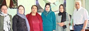 2013 Mädchengymnasium Lycee Sultana Razia: Gepräche mit Direktorin und Stellvertretern