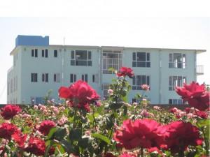 2007 Das fertige Kinderhaus in Charikar