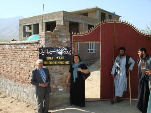 2007 Kinderhaus Charikar, Bauphase