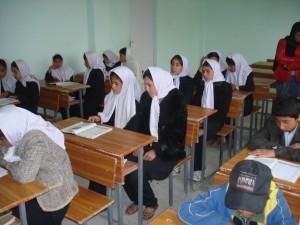 2009 Eine Schulstunde