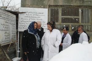 2011 Unterstützung eines Krankenhauses im Salang-Tal mit Medikamenten und medizinischen Geräten
