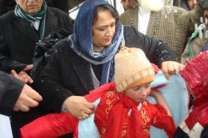 2011 Winterhilfe im Salang-Tal
