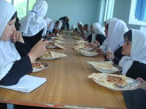 2012 gemeinsames Essen